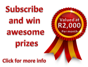 Subscribe prize prompt