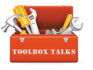 Toolbox talk